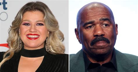 Steve Harvey Hints At NBC Exit Due To Kelly Clarkson's Show