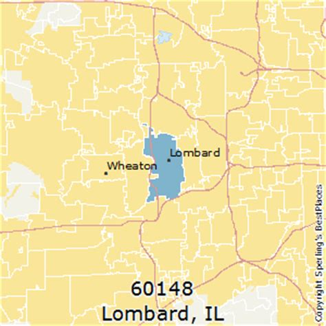Best Places to Live in Lombard (zip 60148), Illinois