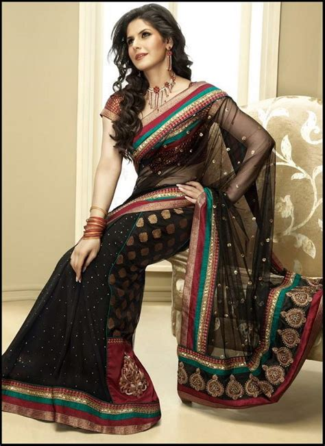 Sarees - Traditional To Sexy