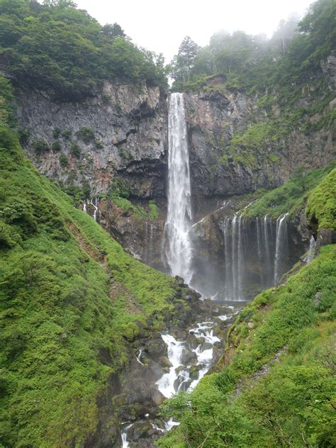 Not necessary to be the biggest waterfall in Japan, Kegon