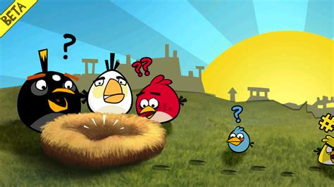 Angry Birds Hits Android Market!