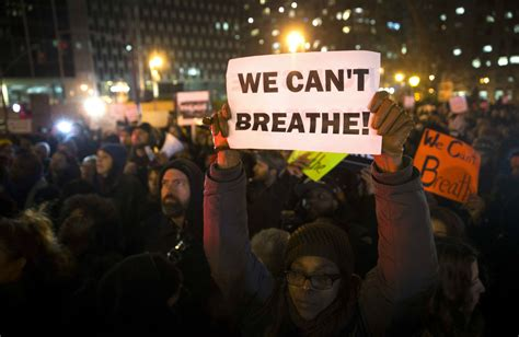 'We Can't Breathe': The Movement Against Police Brutality