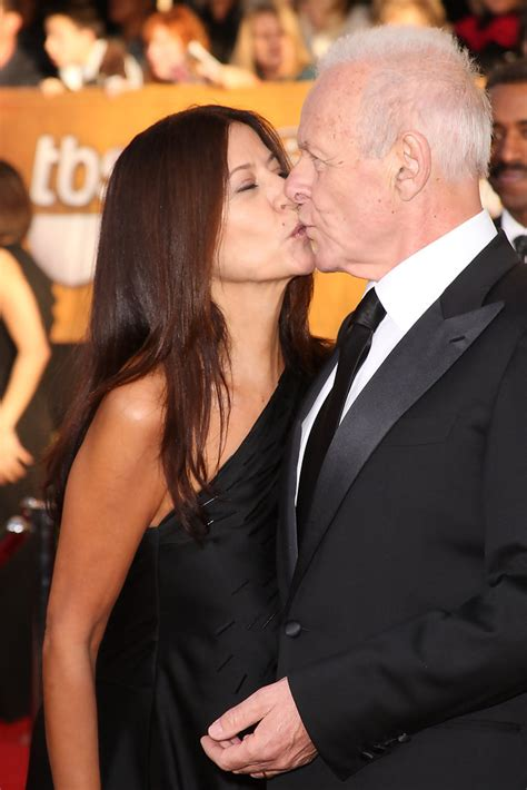 Anthony Hopkins and Stella Arroyave Photos Photos - 15th