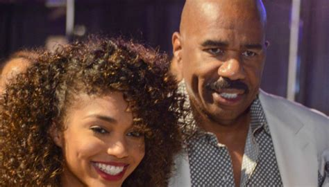 """""""You Think He Cute, I Don't"""": Steve Harvey Had Daughter"""