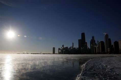 How to survive Chicago's brutal cold snap - Chicago Tribune